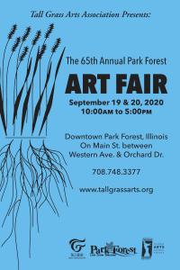 2020 Park Forest Art Fair